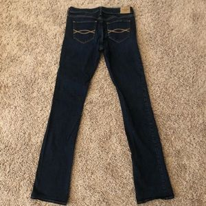 Abercrombie & Fitch boot jean